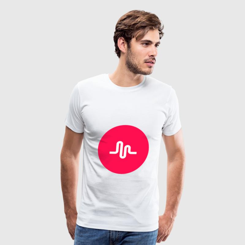 musically T-Shirts - Men's Premium T-Shirt