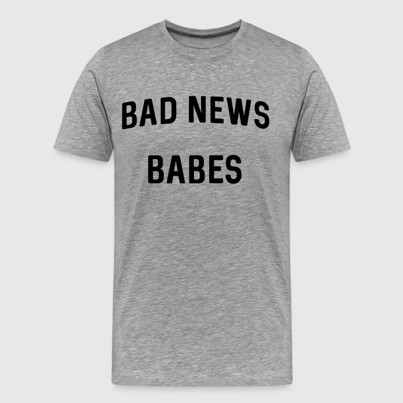 Bad news babes T-Shirts - Men's Premium T-Shirt