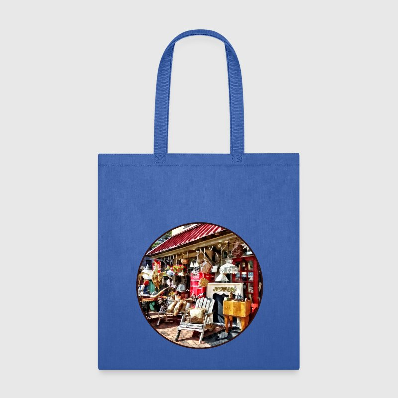 New Hope PA Antique Shop Bags & backpacks - Tote Bag