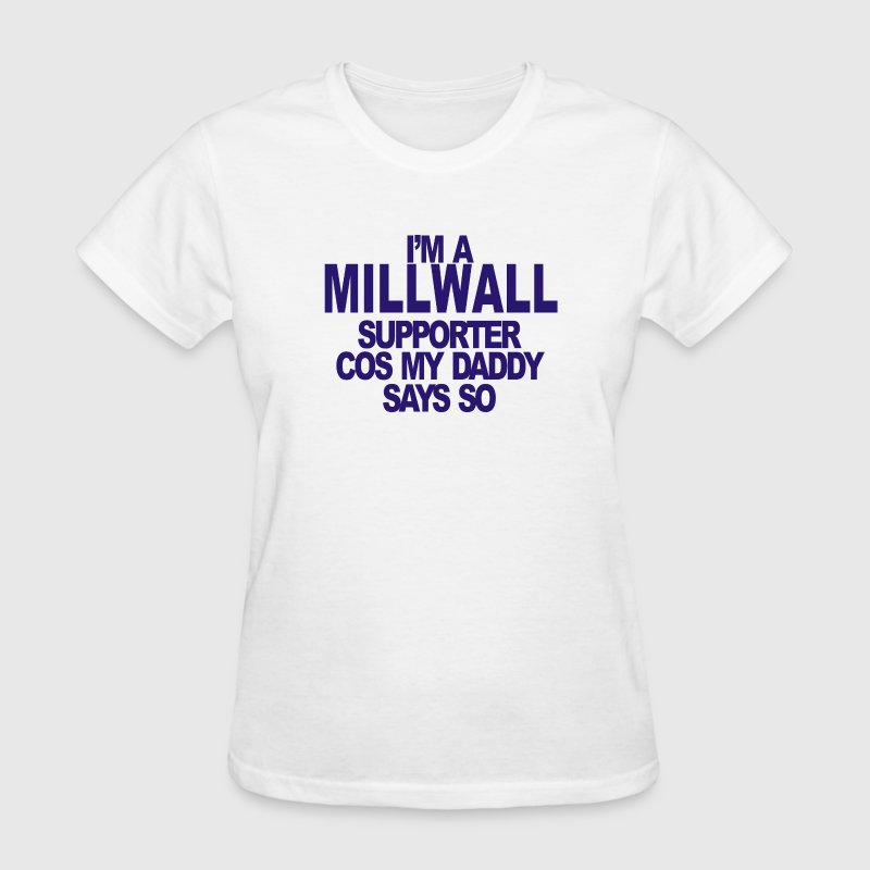 I'm Millwall Supporter - Women's T-Shirt
