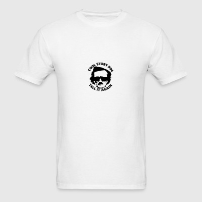 Cool Story Poe Caps - Men's T-Shirt