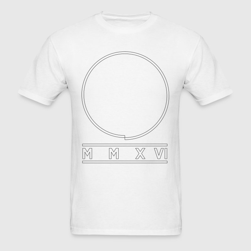 OCD Circle T-shirt - Men's T-Shirt