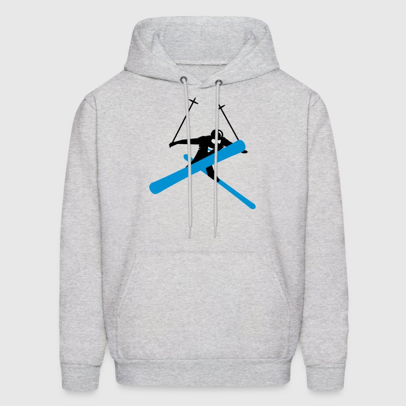 Freestyle skiing  Hoodies - Men's Hoodie