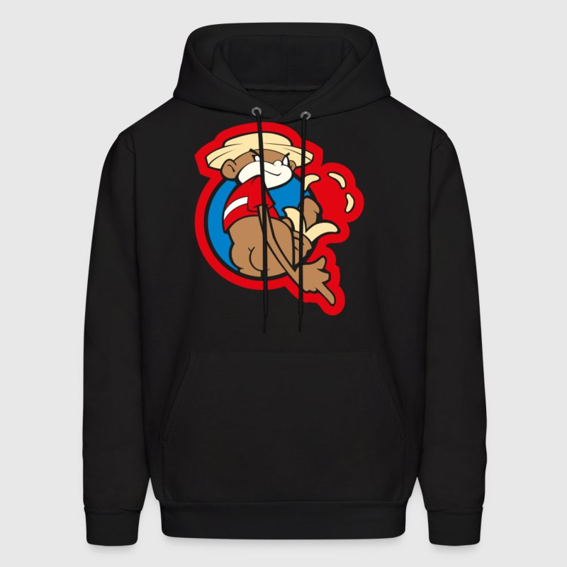 Johnny Chimpo Super Troopers - Men's Hoodie