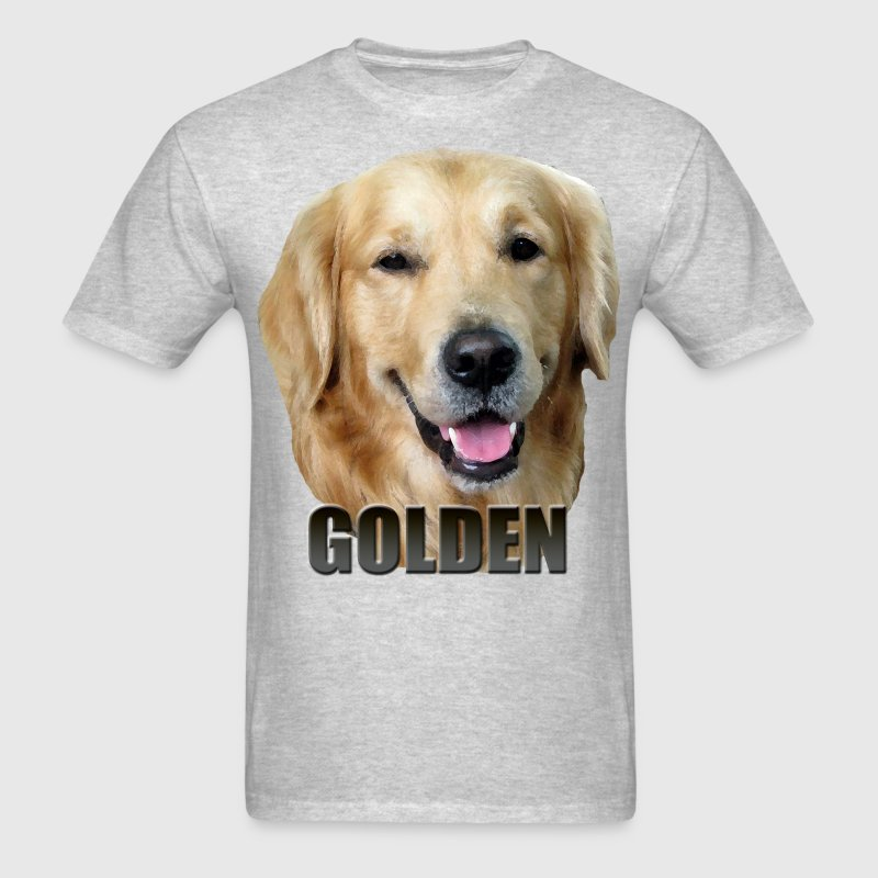 Golden retriever T-Shirts - Men's T-Shirt