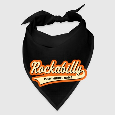 Rockabilly Is My Middle Name (2C) Mugs & Drinkware - Bandana