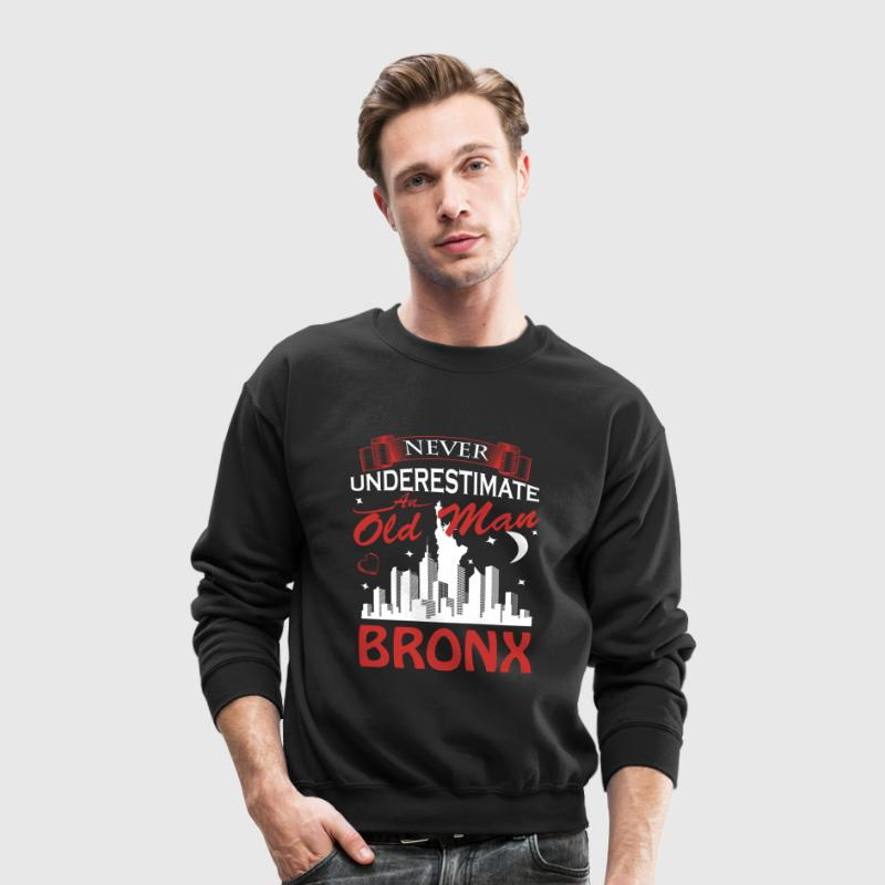 Old Man From The Bronx Shirt - Crewneck Sweatshirt