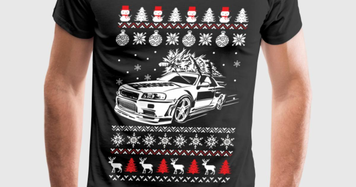 Christmas sweater for fast and furious fan t shirt for Make t shirts fast