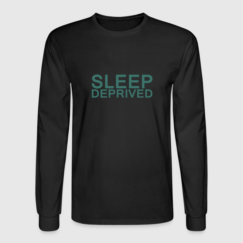 Sleep Deprived - Men's Long Sleeve T-Shirt
