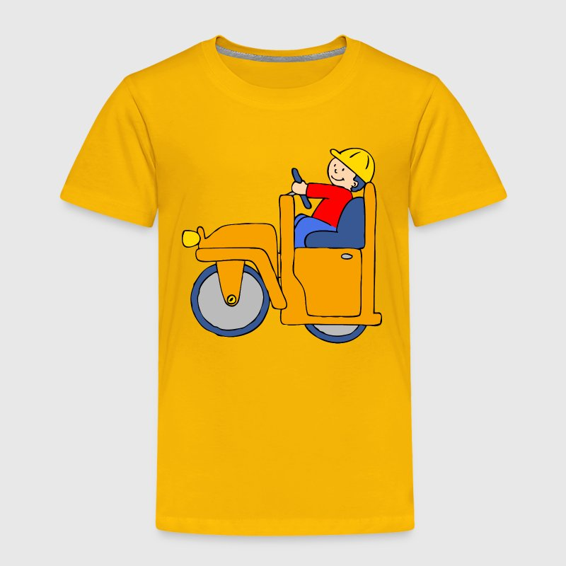 Road Roller Baby & Toddler Shirts - Toddler Premium T-Shirt
