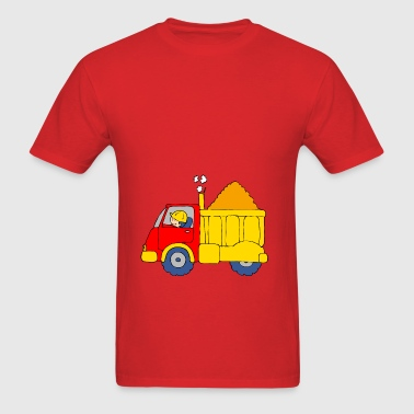 Lorry Truck Bags & backpacks - Men's T-Shirt