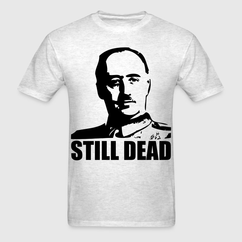 General Francisco Franco - Men's T-Shirt