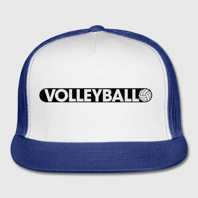 Play Volleyball Accessories - Trucker Cap