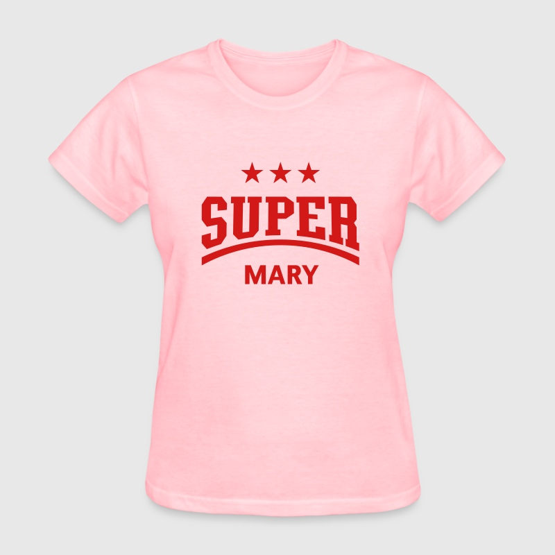 Super Mary Women's T-Shirts - Women's T-Shirt