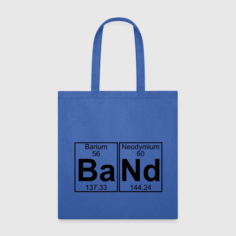 Ba-Nd (band) Bags & backpacks - Tote Bag