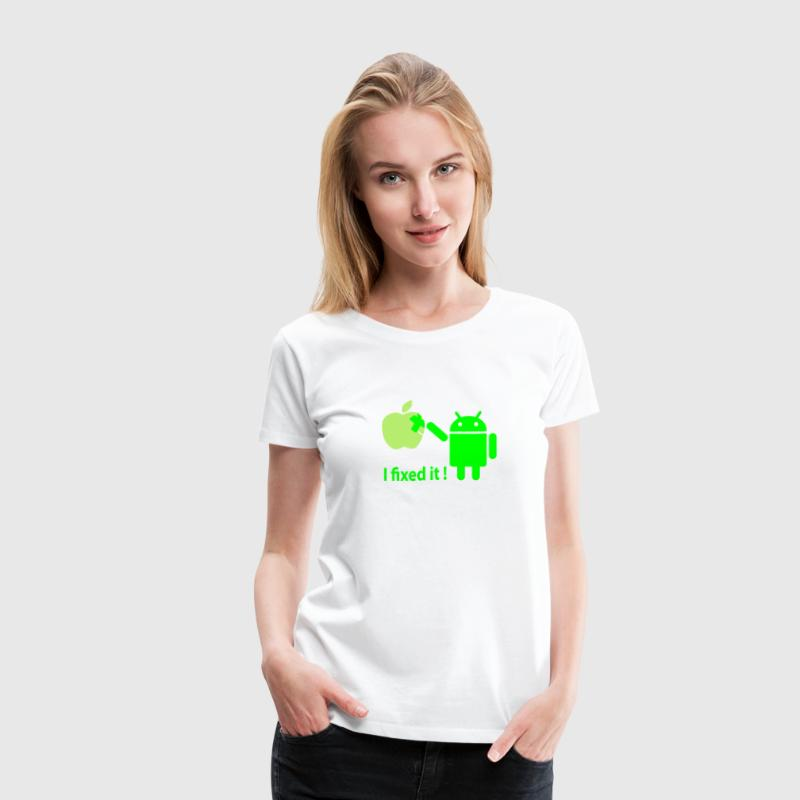 I Fixed It Women's T-Shirts - Women's Premium T-Shirt