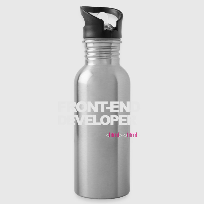 Front end developer bottle - Water Bottle