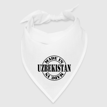 made_in_uzbekistan_m1 Bottles & Mugs - Bandana