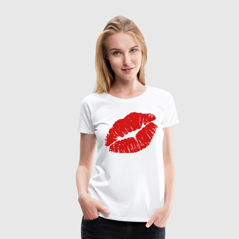 kissmouth Shirt - Women's Premium T-Shirt
