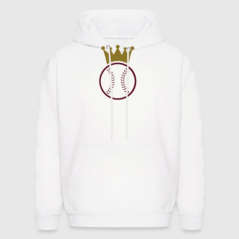 Baseball Crown Hoodies - Men's Hoodie