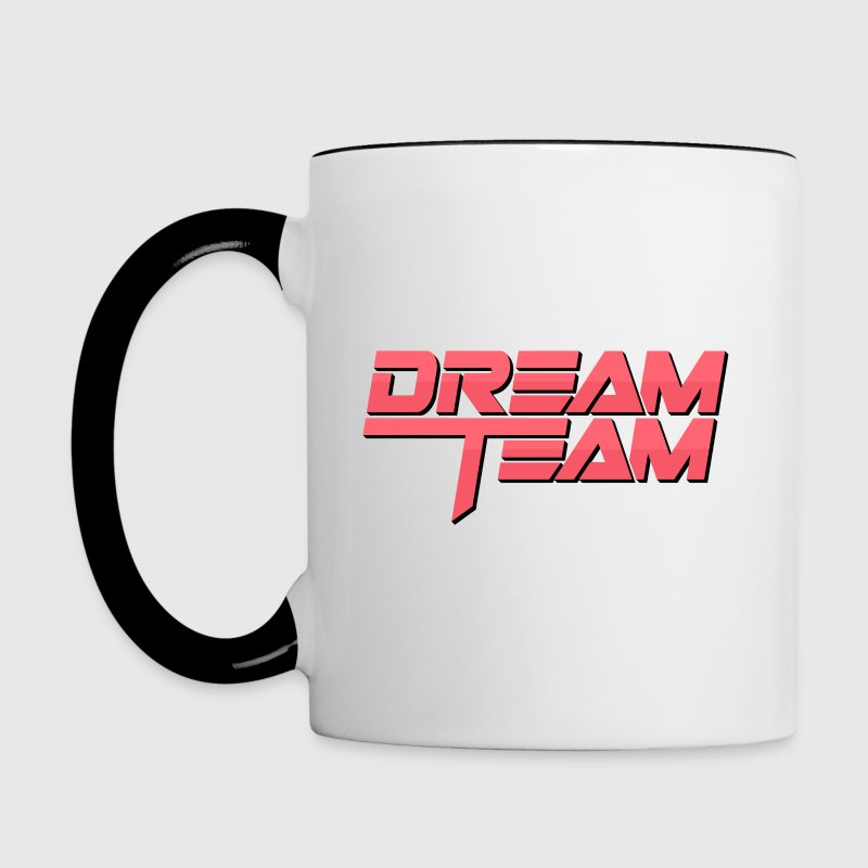 Dream Team Mugs & Drinkware - Contrast Coffee Mug