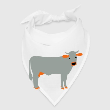 brown cattle Other - Bandana