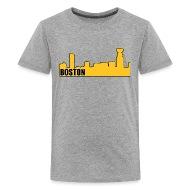 Shop Chicago Skyline Apparel T-Shirts online | Spreadshirt