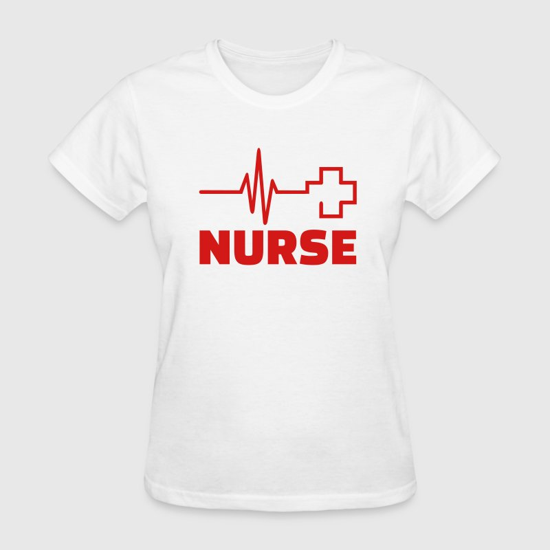 Nurse t shirt spreadshirt for I am a nurse t shirt