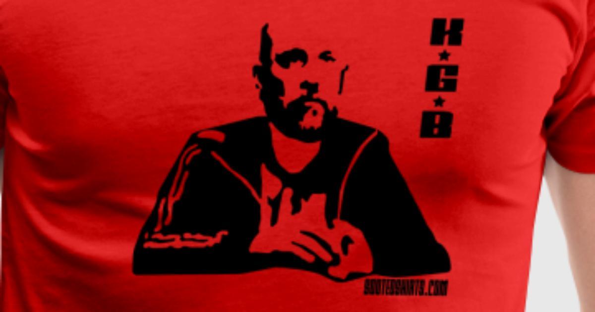 Teddy KGB Rounders Poker Movie T Shirt  Amazoncom