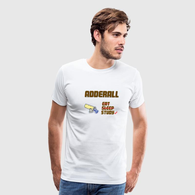 Natural Adderall Men - Men's Premium T-Shirt