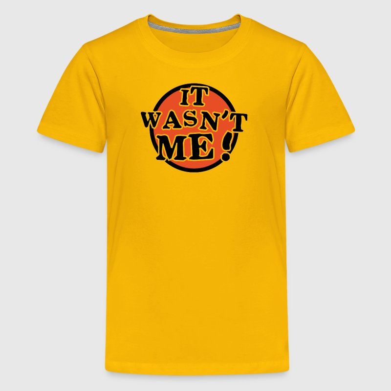 It wasnt me t shirt spreadshirt for Talk texan to me shirt