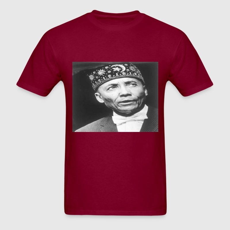 Burgundy elijah T-Shirts - Men's T-Shirt