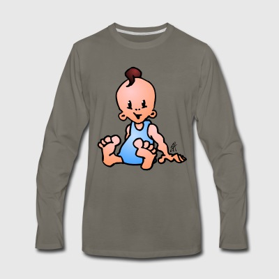Baby boy - Men's Premium Long Sleeve T-Shirt