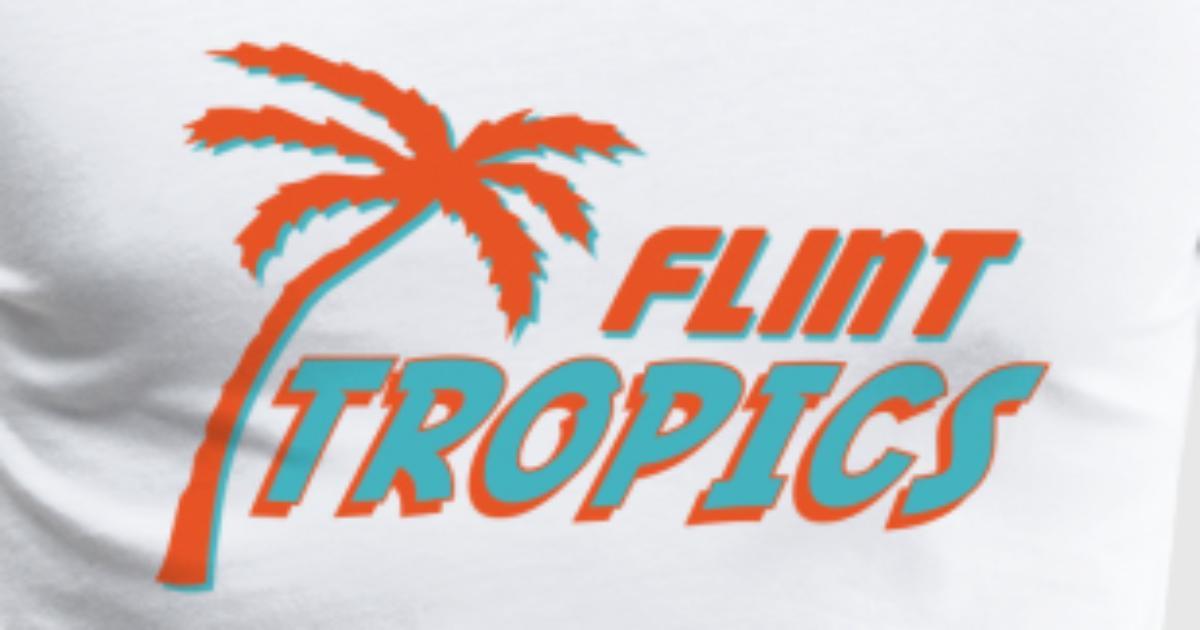 semi pro flint tropics t-shirt | spreadshirt