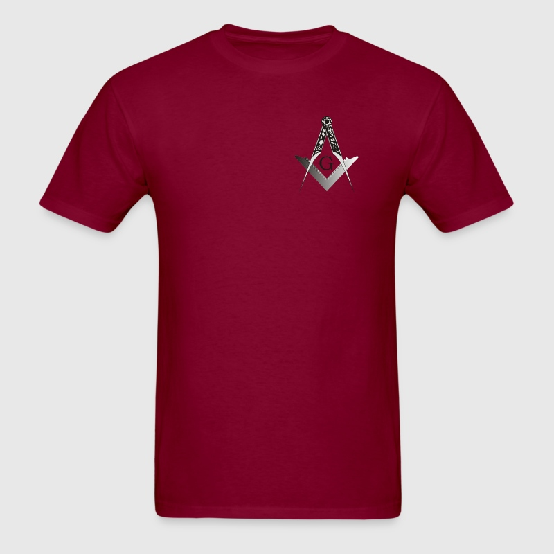 Masonic Square And Compass T Shirt Spreadshirt