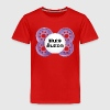 Mute Button Funny Baby T-Shirts - Toddler Premium T-Shirt