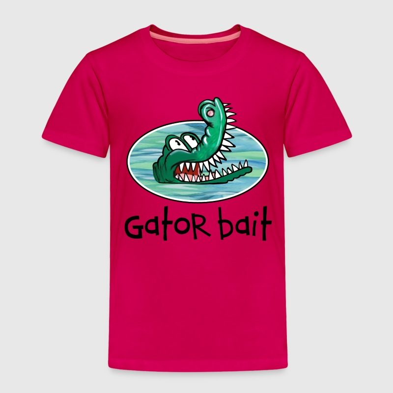 Gator Bait Funny Baby / Toddler Clothes T-Shirt | Spreadshirt