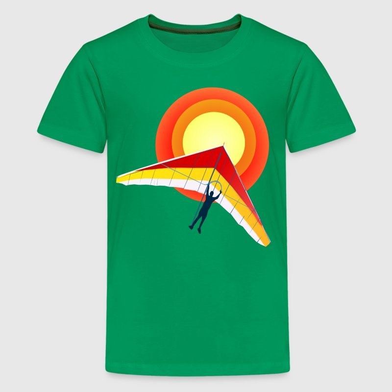 Hang Glider - Kids' Premium T-Shirt