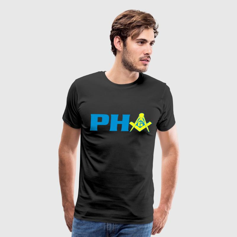 Black pha T-Shirts - Men's Premium T-Shirt