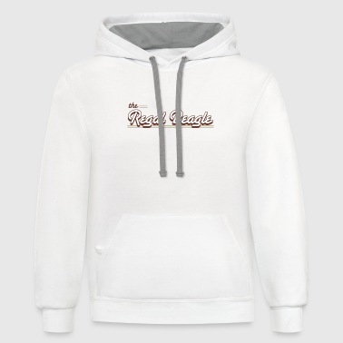 Natural Regal Beagle T-Shirts - Contrast Hoodie