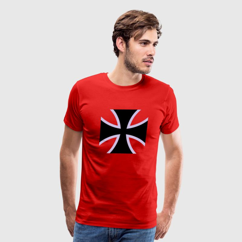 Iron Cross T-Shirts - Men's Premium T-Shirt