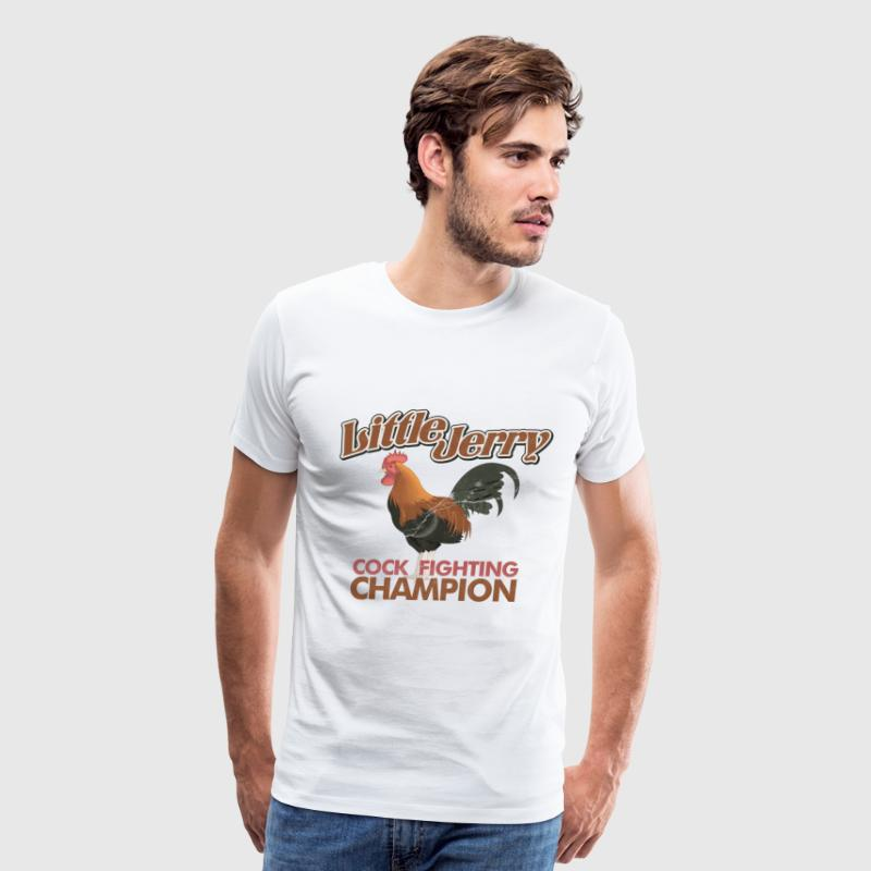 Little Jerry Champion T-Shirts - Men's Premium T-Shirt