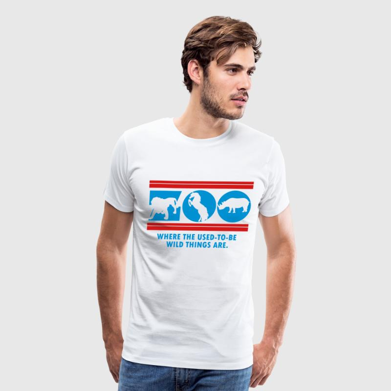THE ZOO - Men's Premium T-Shirt