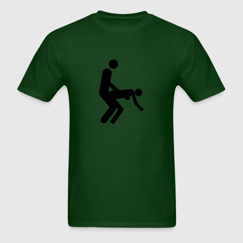 doggy style sex T-Shirts - Men's T-Shirt
