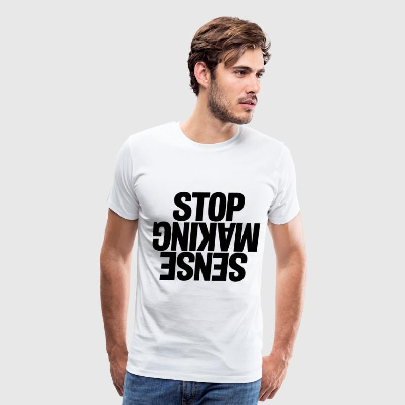 Stop Making Sense - Men's Premium T-Shirt