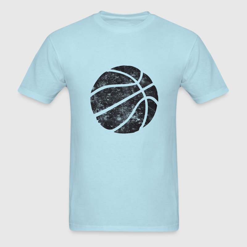 Basketball Vintage Look Retro T-Shirts - Men's T-Shirt