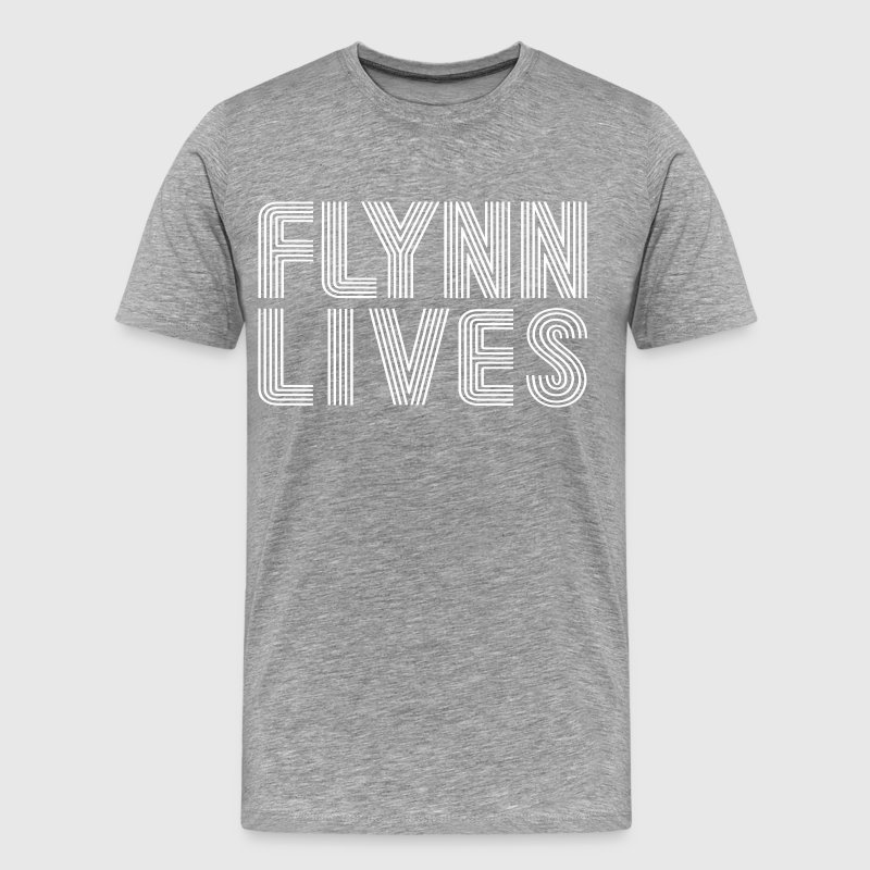 Flynn Lives - Men's Premium T-Shirt