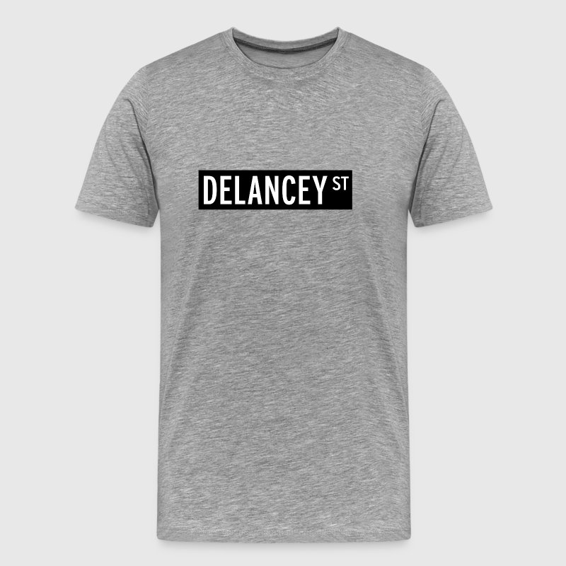 Delancey Street New York T-shirt - Men's Premium T-Shirt