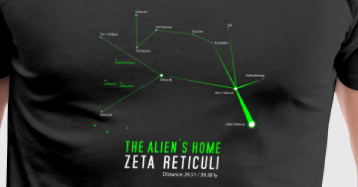 Zeta Reticuli Zr3