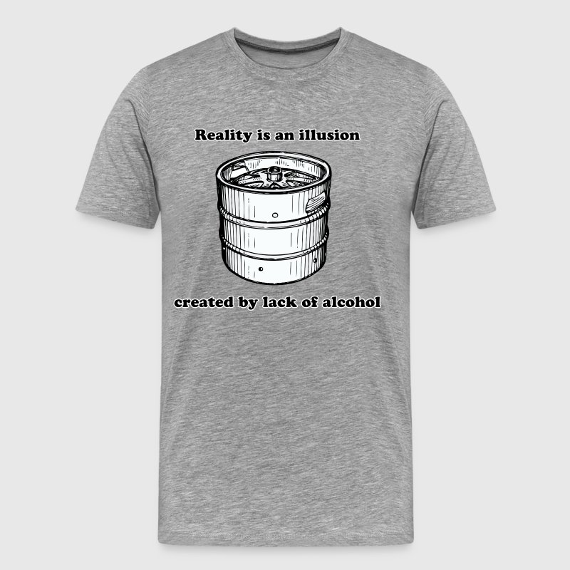 I love Alcohol - Men's Premium T-Shirt